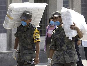 Soldados Influenza