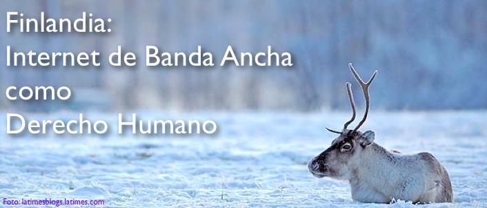 Finlandia Banda Ancha