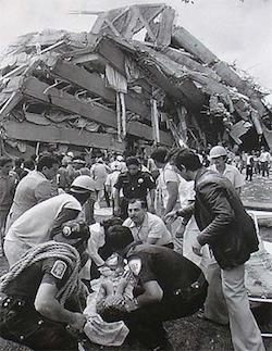 Resultado de imagen para personas rescatadas 1985