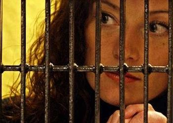 Florence Cassez en prisión.