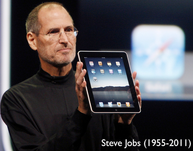 Steve Jobs is Dead / Steve Jobs ha muerto
