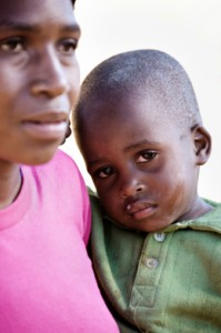 Africa, AIDS, Children