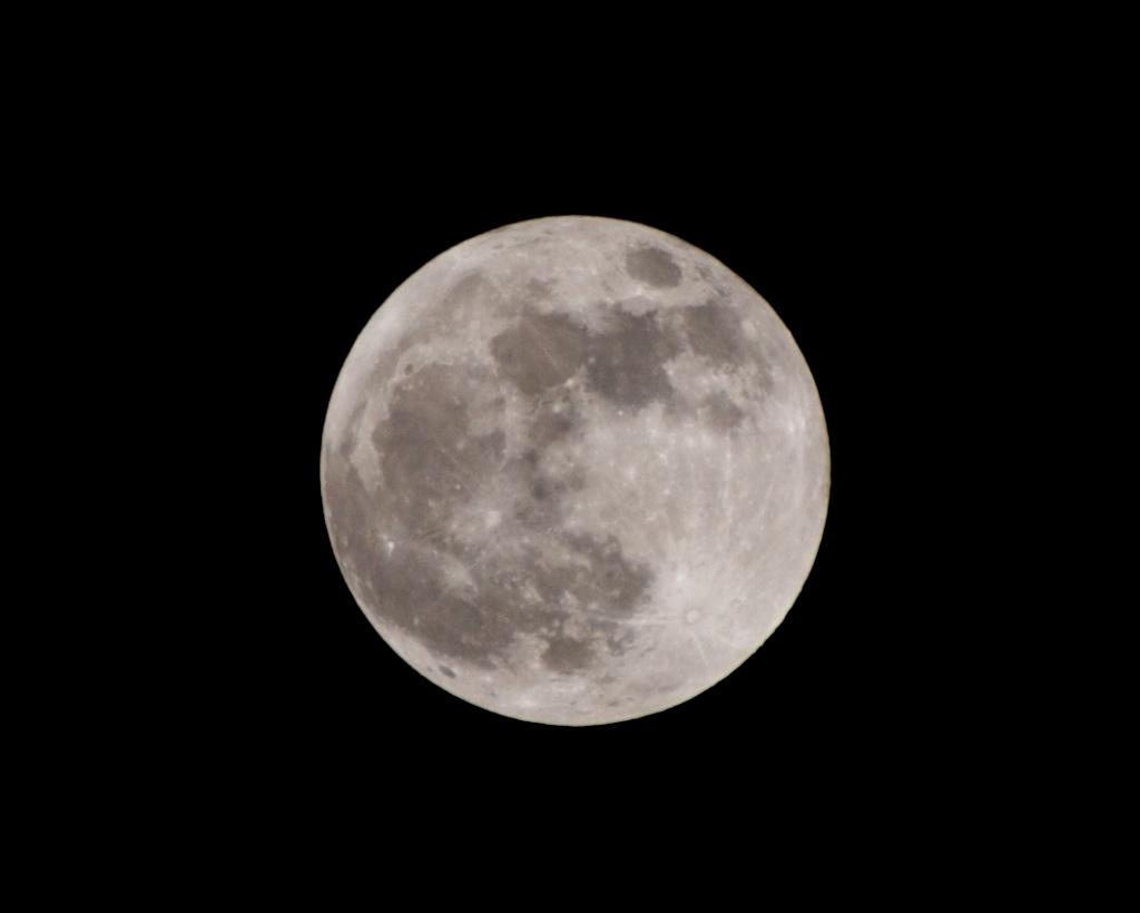 The Moon by Xavier Tello
